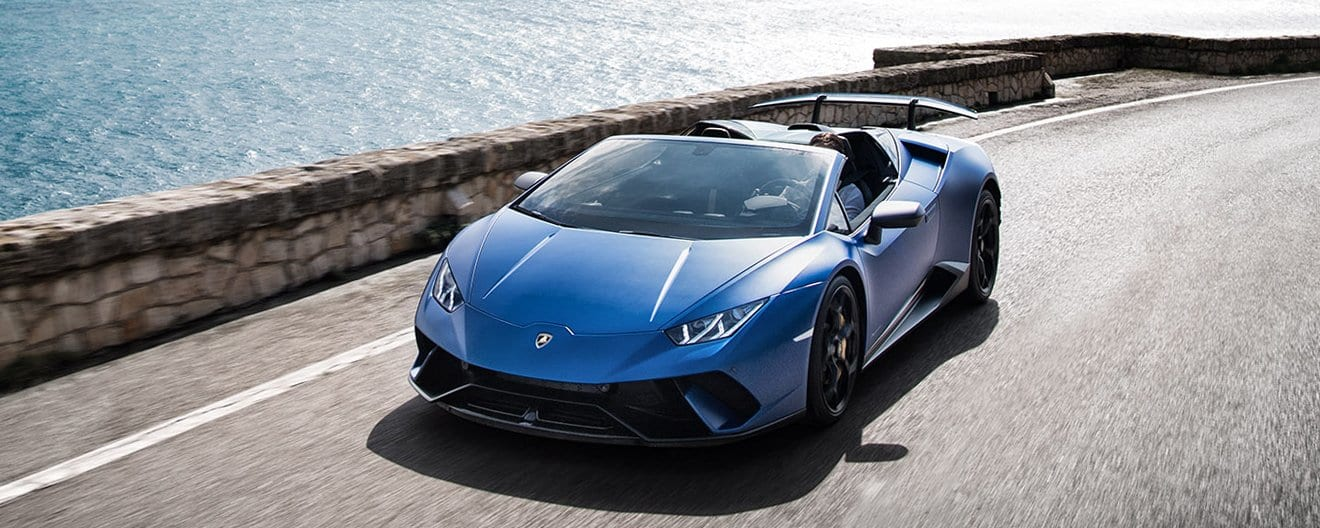 Fastest and most expensive cars in the world that can be rented