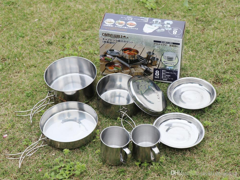 How to Choose the Best Camping Cookware
